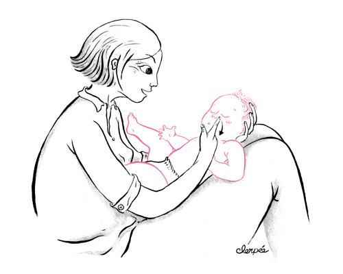 massage-bébé