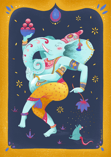 ganesh-color