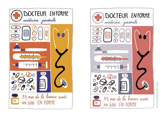 cartes-visites-medecin-trousse